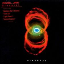 NEW CD PEARL JAM BINAURAL  BAND MUSIC SOUND MP3 STEREO CAR HOME DVD LIVE CONCERT
