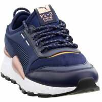 Puma Rs-0 Trophy Womens  Sneakers Shoes Casual   - Blue