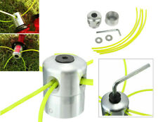 PDR*Testina in Alluminio Per Decespugliatore Tosaerba Tagliaerba 4 fili 05091