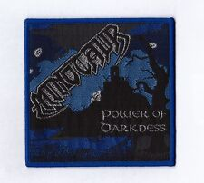 "Minotaur ""Power Of Darkness"" Patch protector-kreator-morbid saint-darkness"