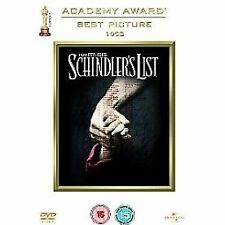 Schindler S List Blu-ray UV Copy 1993