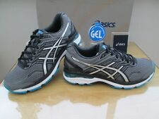784ef2f04b79 New listingASICS GEL GT-2000 5 MENS CARBON SILVER BLUE RUNNING TRAINERS  SIZE UK 8 EU 42.5