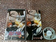 Bleach Heat the Soul 4 Sony PSP Import Japan