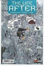 WONDERCON  2014 EXCLUSIVE ONI PRESS THE LIFE AFTER SIGNED JOSHUA HALE FIALKOV
