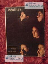 REALITES Mars 1963 March 63 FRENCH En Francais Marguerite Duras +++