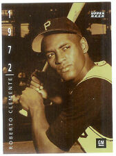 ROBERTO CLEMENTE 1994 Upper Deck The American Epic GM #2 Pirates