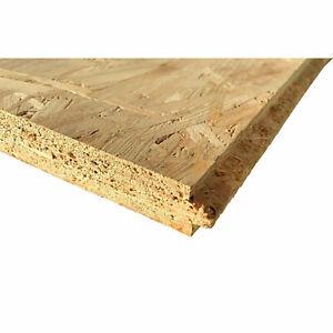 Loft Floor Boards OSB T+G Loft Boards 18mm Attic Boarding Loft Flooring