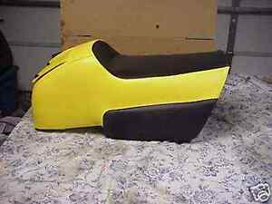 Ski-Doo 1996-99 MXZ 440 500 583 670 Replacement Seat Cover. Made in USA