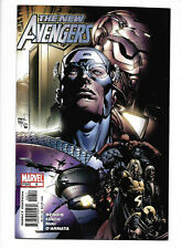 New Avengers #6 Marvel 2005 NM- 9.2 David Finch cover. Wolverine joins team.