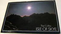 Scotland Isle of Skye The Cuillins PSO00114-L DRG J Arthur Dixon - posted 1984