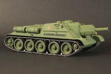 Construido y pintado soviético de la segunda guerra mundial 1/35 escala su tanque de 122