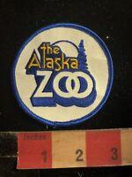 Alaska Patch THE ALASKA ZOO Animal C99L