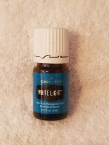 Young Living Essential Oil -  White Light 5 ml -- NEVER OPENED NEW RARE OOS