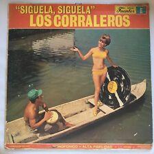 LOS CORRALEROS DE MAJAGUAL • Siguela • KILLER LATIN CUMBIA AFRO • FUENTES LP