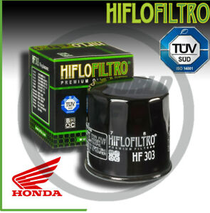 FILTRO OLIO ORIGINALE HIFLO HF303 HONDA XL V TRANSALP 600 1991 1992 1993 1994