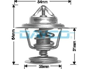 Thermostat for Audi Fox Nov 1975 to Feb 1979 DT36A