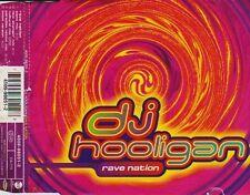 DJ Hooligan Rave nation (1994) [Maxi-CD]