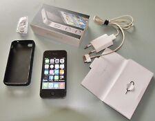 Apple iPhone 4 8GB  Schwarz Smartphone ohne Simlock