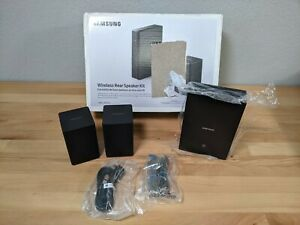 Samsung Wireless Rear Speaker Kit, SWA8500S