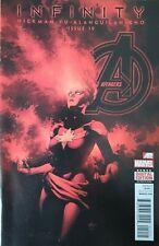 Avengers #19 Infinity Marvel Comics