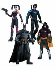 DC Direct Batman Arkham City 4-figuren Pack