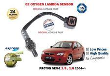 Pour Proton Gen 2 1.3 1.6 2004- > Neuf avant Arrière 1 X 02 Oxygène Sonde Lambda