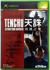 Xbox Game - Tenchu: Return from Darkness