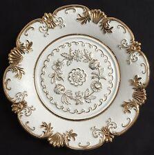 Antik Meissen Porzellan Prunk Teller Marcolini-Zeit 1774-1813 Schale Antique Cup