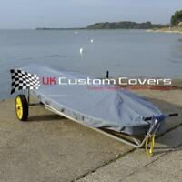 TOPPER DINGHY BOAT TAILORED COVER - GREY - 331