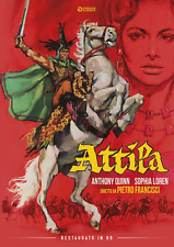 Attila (Restaurato In Hd) DVD GOLEM VIDEO