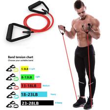 Corda Elastico Molla Allenamento Palestra Resistenza Fitness Elastica Esercizi