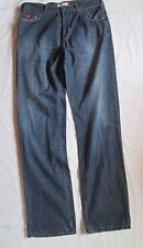 BLUE ISLAND Hommes Jeans pantalon regular Denim Blue vintage bleu Taille 46