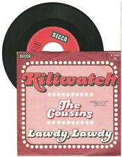 "The Couisins, Kiliwatch, G/VG, 7"" Single, 9-1876"