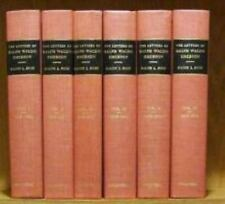 The Letters of Ralph Waldo Emerson (6 Volume Set) (Vol. 6), , Rusk, Ralph L., Go