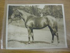 """Circa anni 1920 salto ostacoli: fotografia ORIGINALE, 8""""x 7"""" - Bagno HORSE SHOW, primo P"""