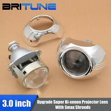 3.0'' Super HID Bi-xenon Projector Lens Headlight H1 H4 H7 Car Retrofit DIY