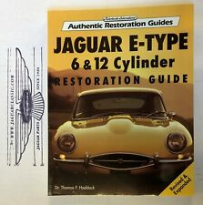 Jaguar E-Type 6 & 12 Cylinder Restoration Guide