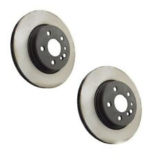 Mercedes-Benz W140 400SE 500SEC CL500 S600 Set of 2 OPparts Rear Brake Rotors