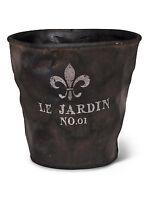 abbott collection ceramic le jardin rectangular planter large ebay. Black Bedroom Furniture Sets. Home Design Ideas