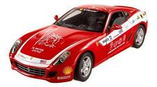 1:18 HOT WHEELS ELITE FERRARI 599 GTB FIORANO L7117