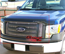 Fits 2009-2011 Ford F-150 XL/XLT/SXT Billet Main Upper Grille Insert
