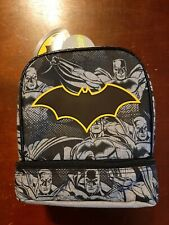 New with tags Dc Batman Lunch Tote