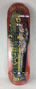 "Dan Cates Mummy Pro deck - Death Skateboards 8.5 "" with grip"