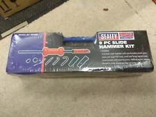 Sealey 9pc Slide Hammer Kit Model No DP9/5B