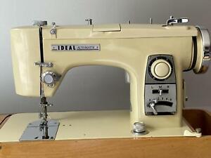 QUELLE IDEAL Automatik Nähmaschine, mit Zubehör, guter Zustand, Sewing Machine
