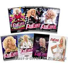 RuPaul's Series Complete Season All Stars 1 Drag Race 2 3 4 5 6 7 Box / DVD Sets