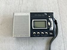 Design Go 10 Band World Pocket Radio SW FM shortwave