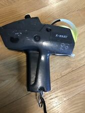 K-Mart Monarch 1115 Pricing Gun With Clearance Price Tags - Used
