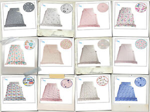 2pcs Girls Boys Cot Bed Bedding Set / Duvet Cot Covers 100x135cm & Pillowcase