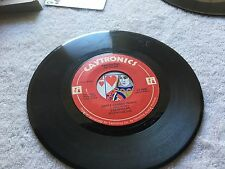 California Ranchero Los Muecas Hasta Cuando 45 record 1974  Promotional copy NFS